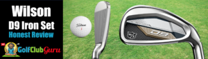 the longest most forgiving wilson irons