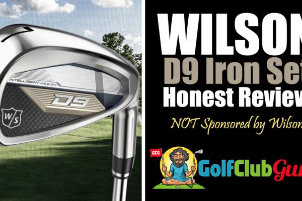honest review of wilson d9 irons