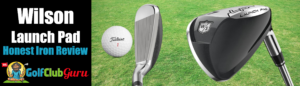 address sole club head wilson launch pad iron review 2021