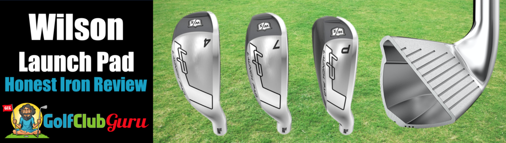 progressive design hybrid iron set