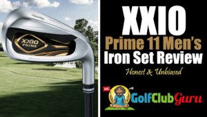 the lightest longest irons for senior men xxio prime 11