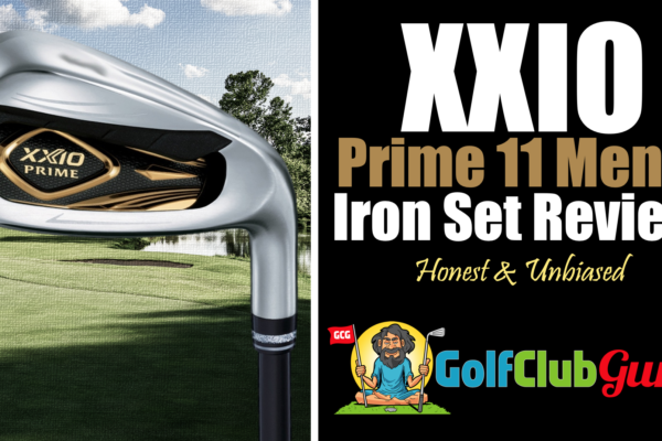 the lightest longest irons for senior men xxio prime 11