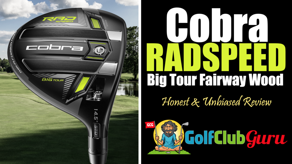 low spinning low launch fairway wood for windy conditions penetrating ball flights stingers
