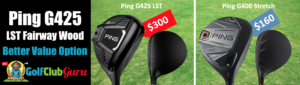 ping g425 vs 410 vs 400 difference comparison