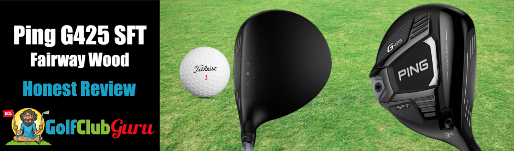 draw biased three wood fairway wood ping g425 sft review