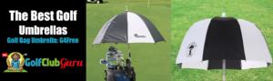 how to keep golf clubs dry in rain golf bag umbrella