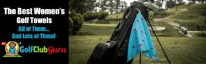 women golf towels rain gear