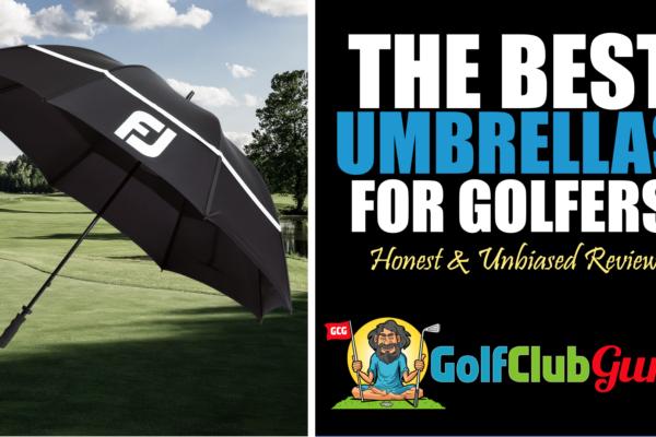 the best golf umbrellas for 2021
