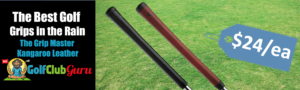 the tackiest grips for rain women golfers
