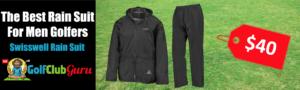 the best rain suit jacket pants swisswell water-proof men